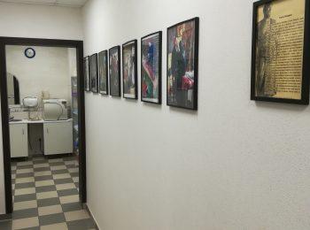 коридор в хорошей стоматологии в кожухово