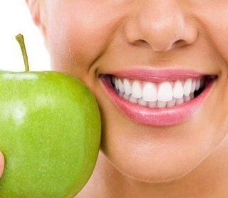 Улыбка после посещения стоматологии